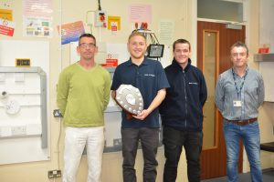 Apprentice of the Year Award - In Memory of Adrian Lynch