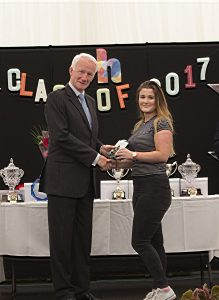 ASL Recruitment Flying Start Award - Hannah Mundy