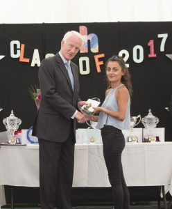 Endeavour Award for ESOL - Elsa Andrade