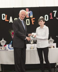 G4S Endeavour Award for English - Cerys McNamara