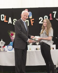G4S Endeavour Award for Maths - Courtney Gow