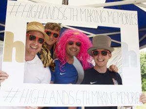 Sports Tutors Andrew Dewhurst, Jordan Neill, Dom Glennon & Andrew McGinnigle