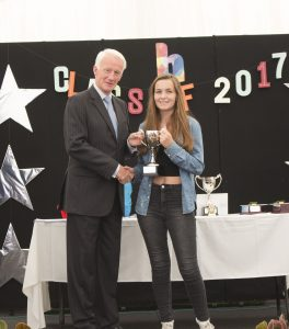 Waitrose Student Ambassador of the Year - Fleur Breen