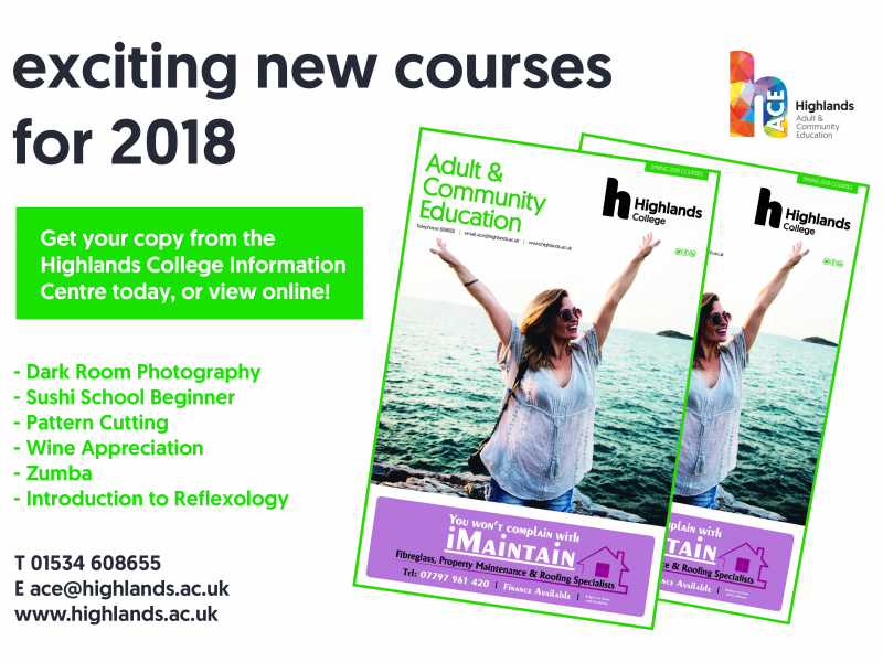 Ace New Courses Screensaver