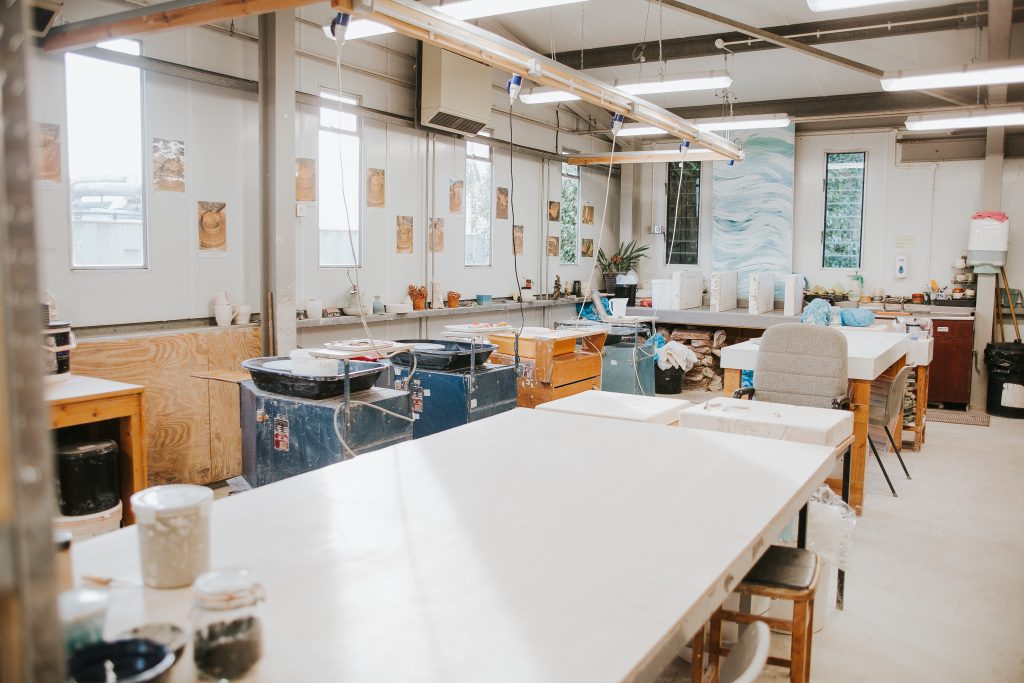 Philip Mourant Centre – Pottery Studio