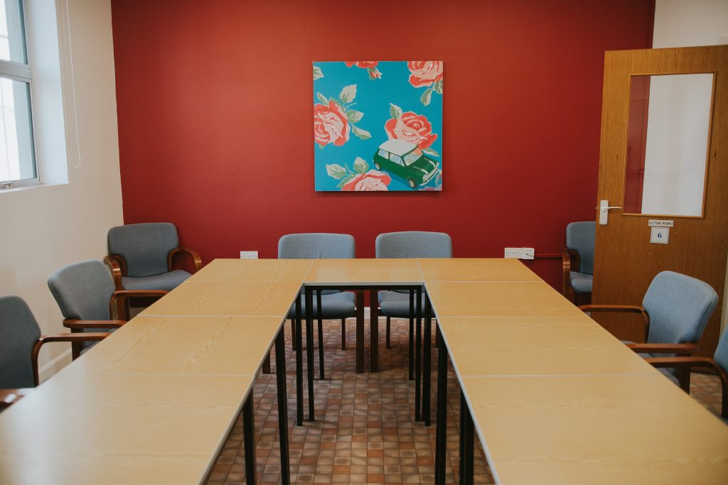 Philip Mourant Centre – Room 6