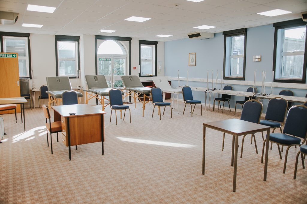 Philip Mourant Centre – Room 9