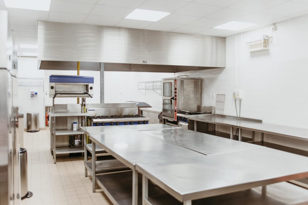 Skills and Commercial Kitchen